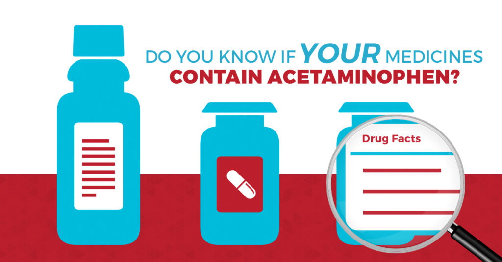 Are You Taking Too Much Acetaminophen