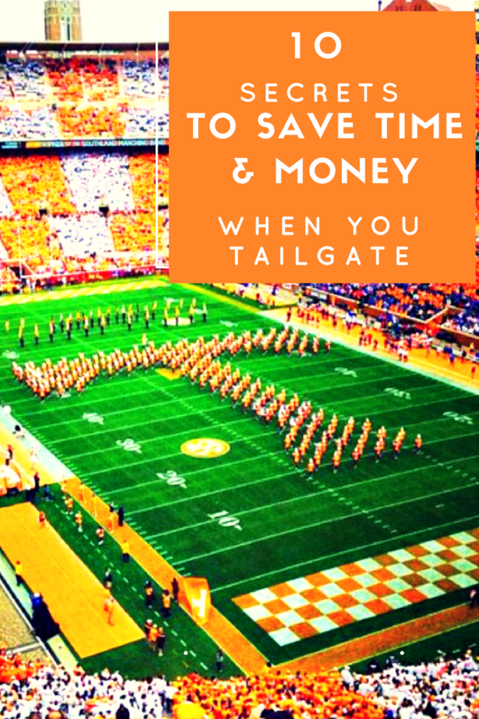 Can you believe football season is here? Before you pack the car and head out for the game, I have these 10 Secrets To Save Time and Money When You Tailgate #ad @topcashbackUSA