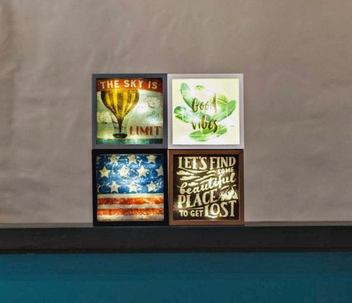Lightbox Arts Are A Unique Way To Decorate Your Home 2
