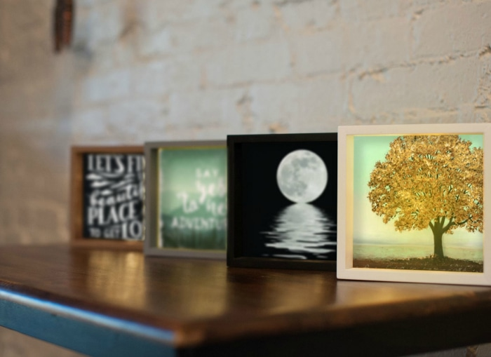 Lightbox Arts Are A Unique Way To Decorate Your Home 4