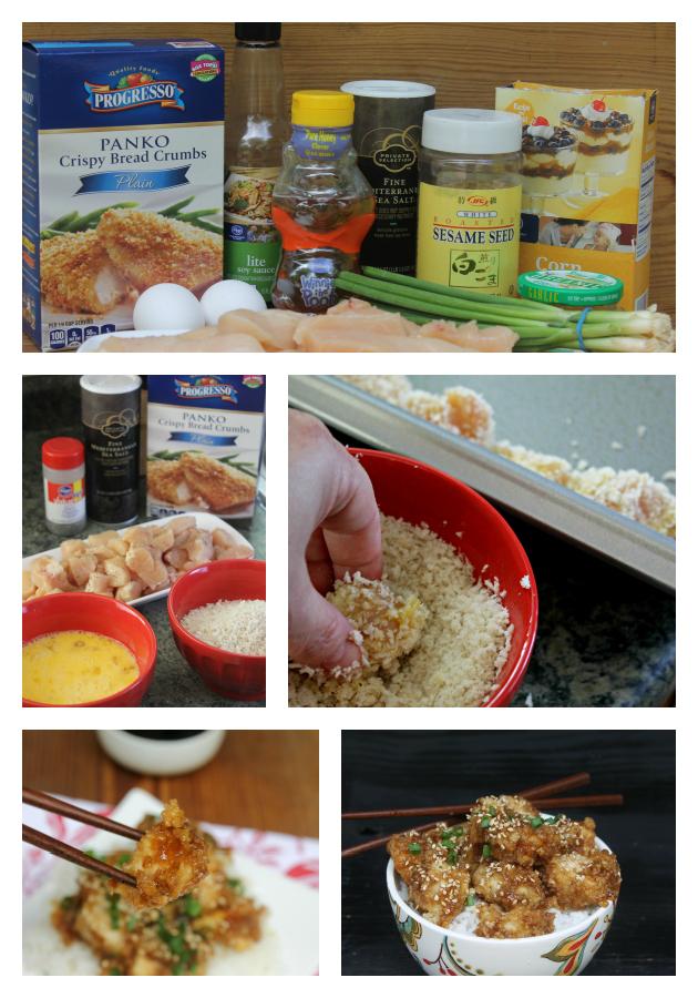 Honey Garlic Chicken With Progresso Bread Crumbs + {Giveaway ...