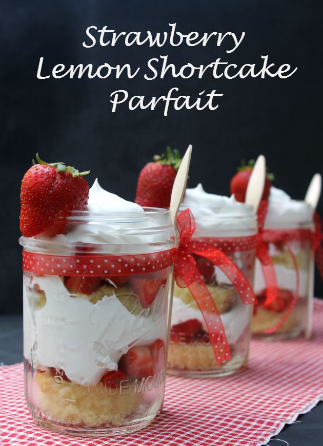 If you are looking for a dessert that is a delicious mix of tart and sweet, you will love this strawberry lemon shortcake trifle recipe.