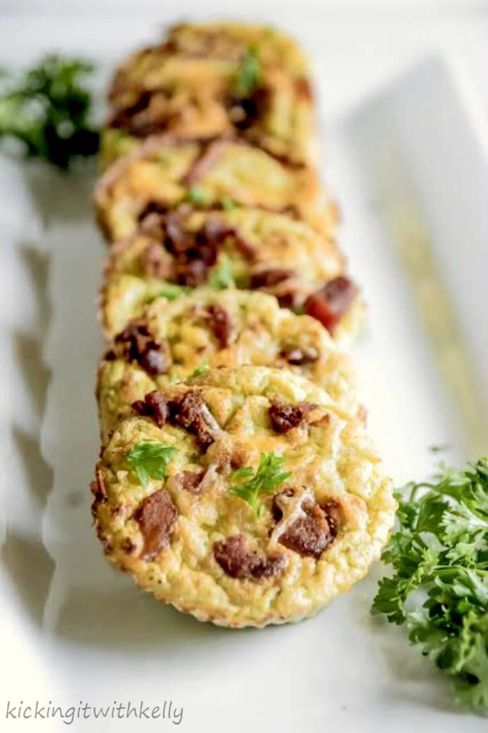 Cauliflower Biscuits 2