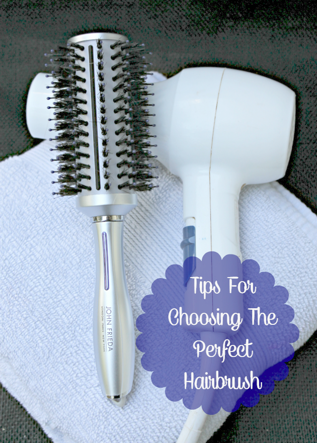 Choosing The Perfect Hairbrush pin