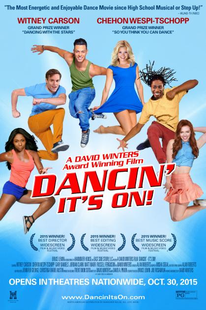 Dancin' It's On! #DancinItsOn #premiere