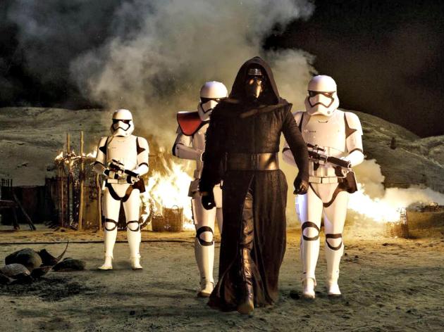 Star Wars The Force Awakens Trailer 2