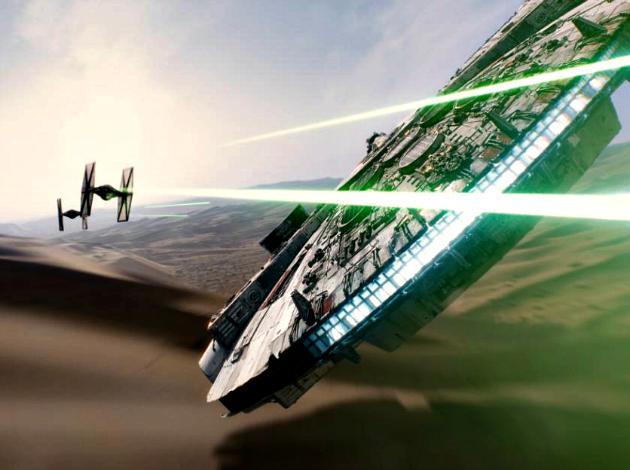 Star Wars The Force Awakens Trailer 3