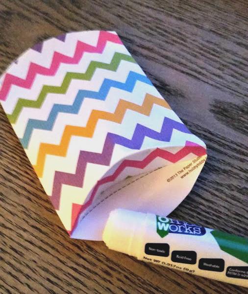 DIY Pillow Box Candy Holder ends