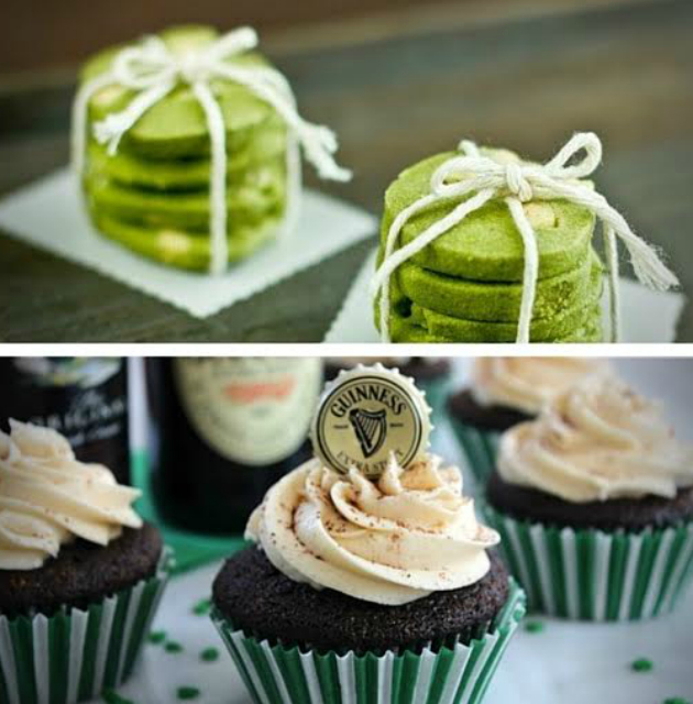 31 St. Patrick's Day Dessert Recipes2