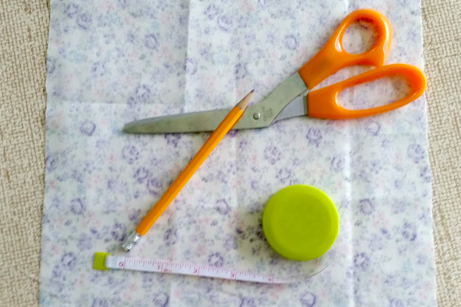 How To Make Homemade Potpourri And Sachet Bags measure