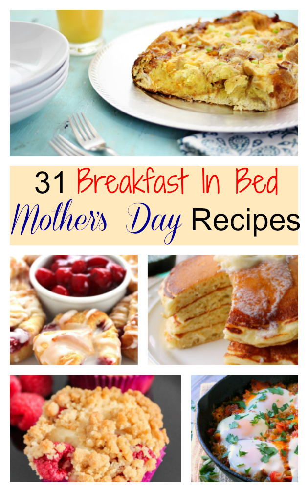 31 breakfast in bed mother s day recipes for Breakfast ideas for mom