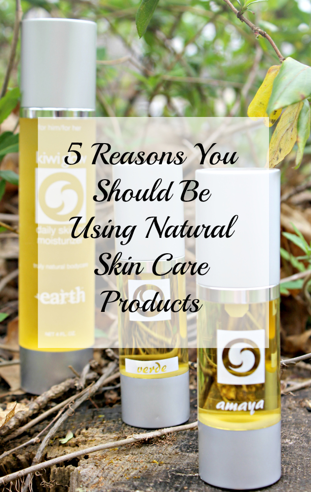 Do you know what is in your beauty products? Me either! That is why I have 5 Reasons You Should Be Using Natural Skin Care Products