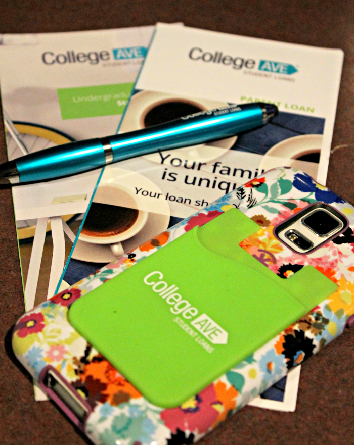 Are You Financially Prepared For College phone