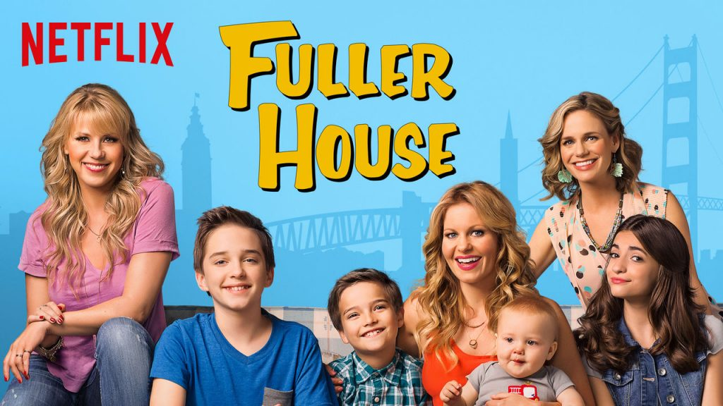 Talking Tough Topics with Your Kids fuller house
