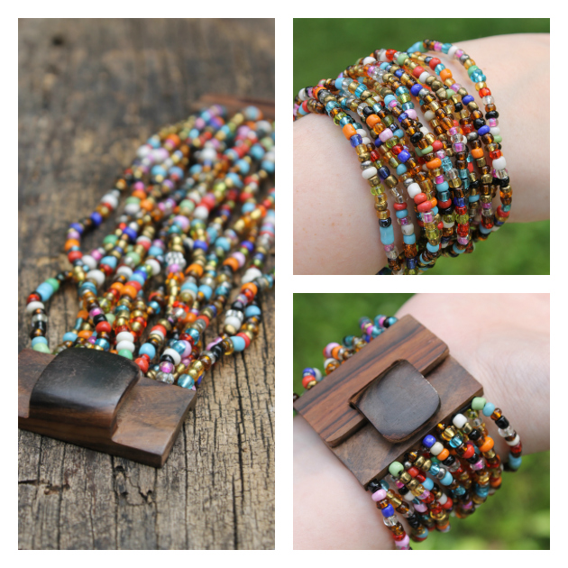 Teaching Your Children To Be Socially Responsible bracelet
