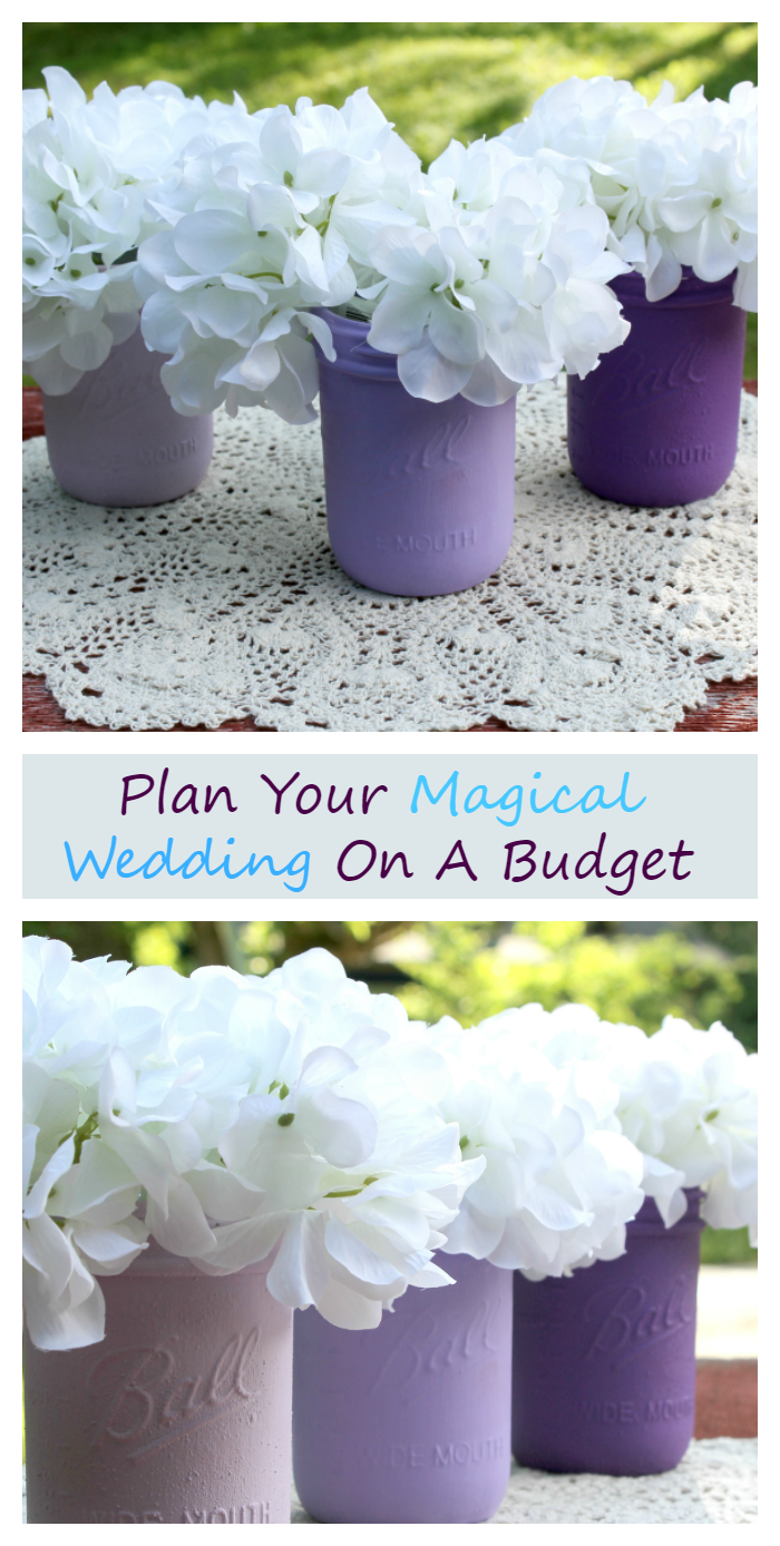 7 Ways To Plan A Magical Wedding On A Budget