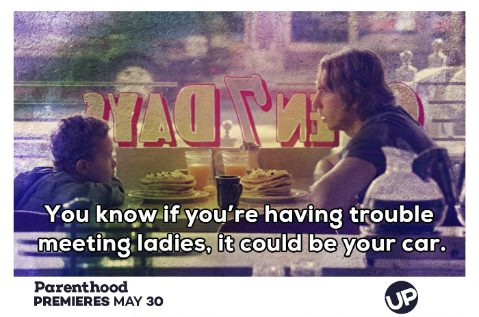 Why I Am Head Over Heels In Love With Parenthood crosby jabbar