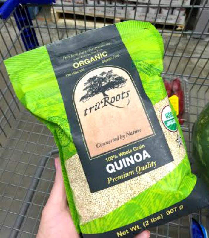 Healthy Asian Quinoa Chicken Salad Recipe product