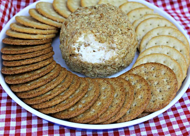 How To Amp Up Your BBQ + Caramelized  Onion Cheese Ball Recipe