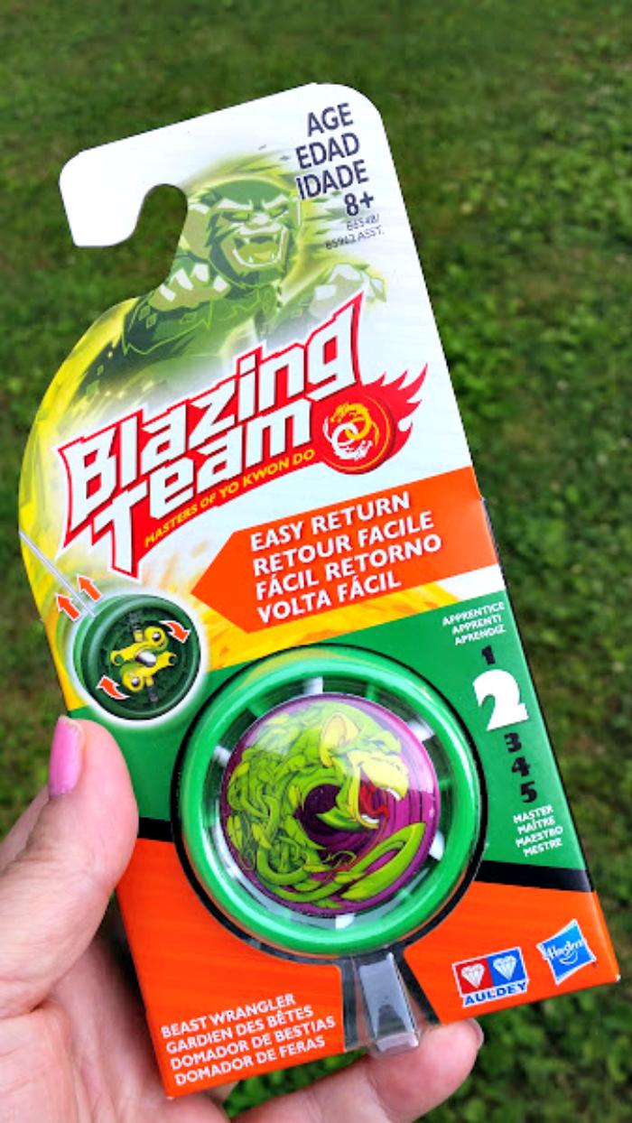 Celebrate #NationalYoYoDay With Blazing Team beast wrangler