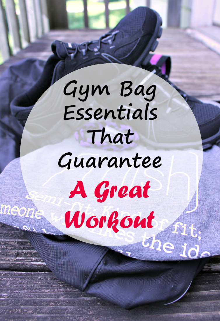 Before I head out to the gym, I make sure I have these Gym Bag Essentials That Guarantee A Great Workout