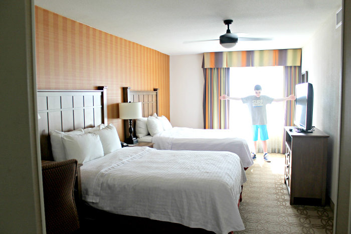 Homewood Suites Is A Hotel That Feels Like Home beds