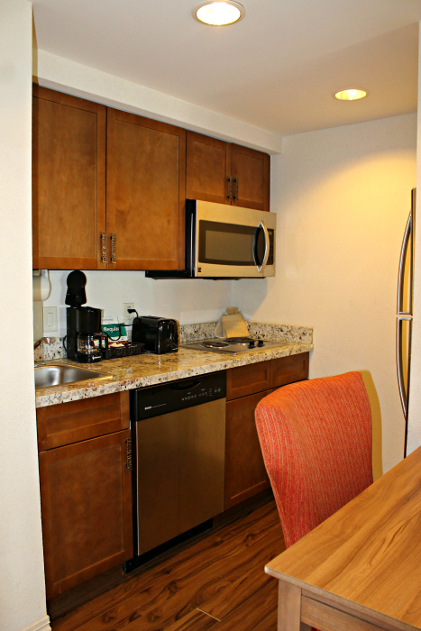 Homewood Suites Is A Hotel That Feels Like Home kitchen
