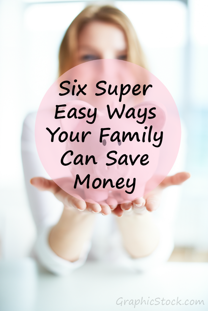 Tight finances? Try one of these Six Incredibly Easy Ways For Your Family To Save Money #GrouponCoupons #ad