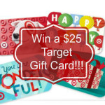 $25 Target Back To School Giveaway!