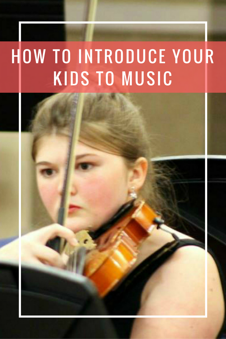 Want to improve your child's IQ, mood, memory and more? Read these tips on How To Introduce Your Kids To Music #ad #StreamTeam