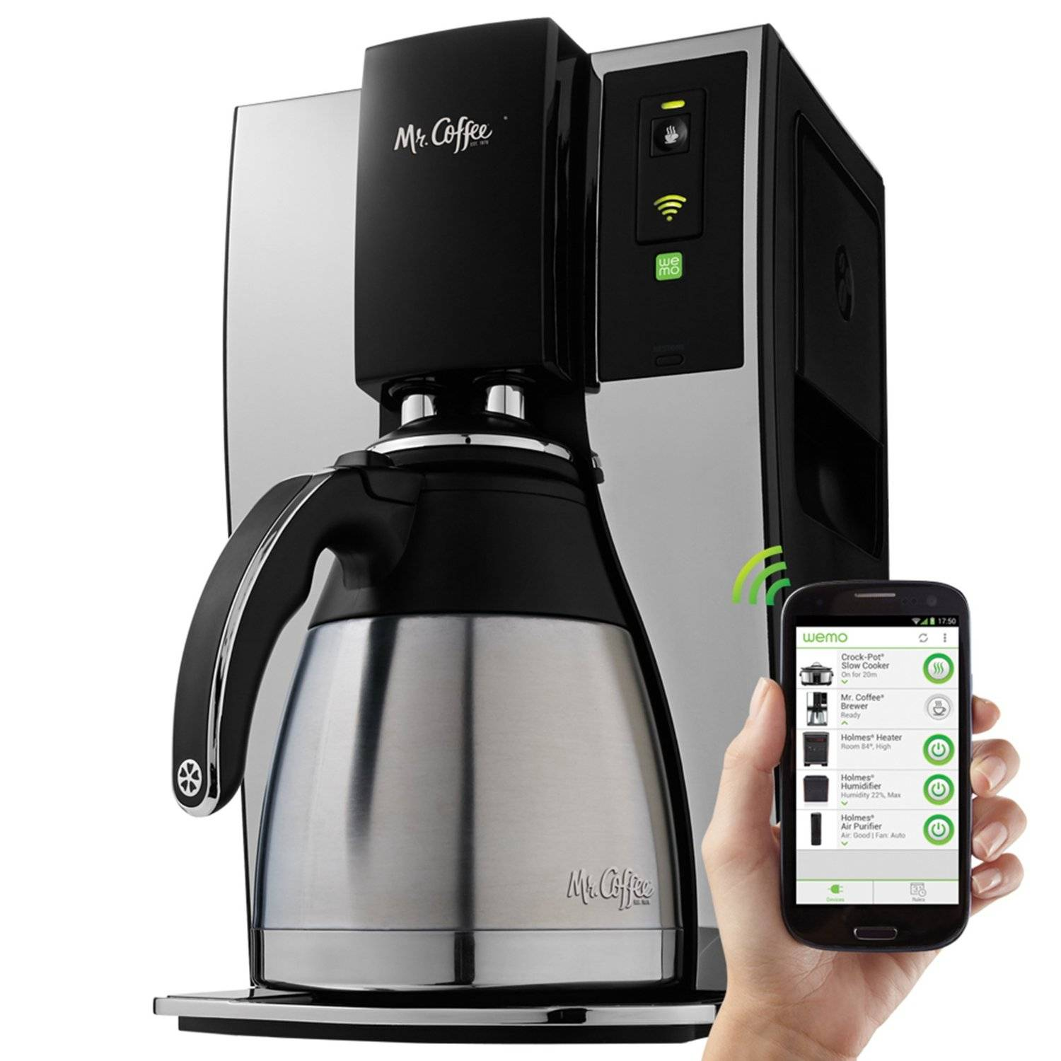 Mr. Coffee Smart Optimal Brew Coffeemaker
