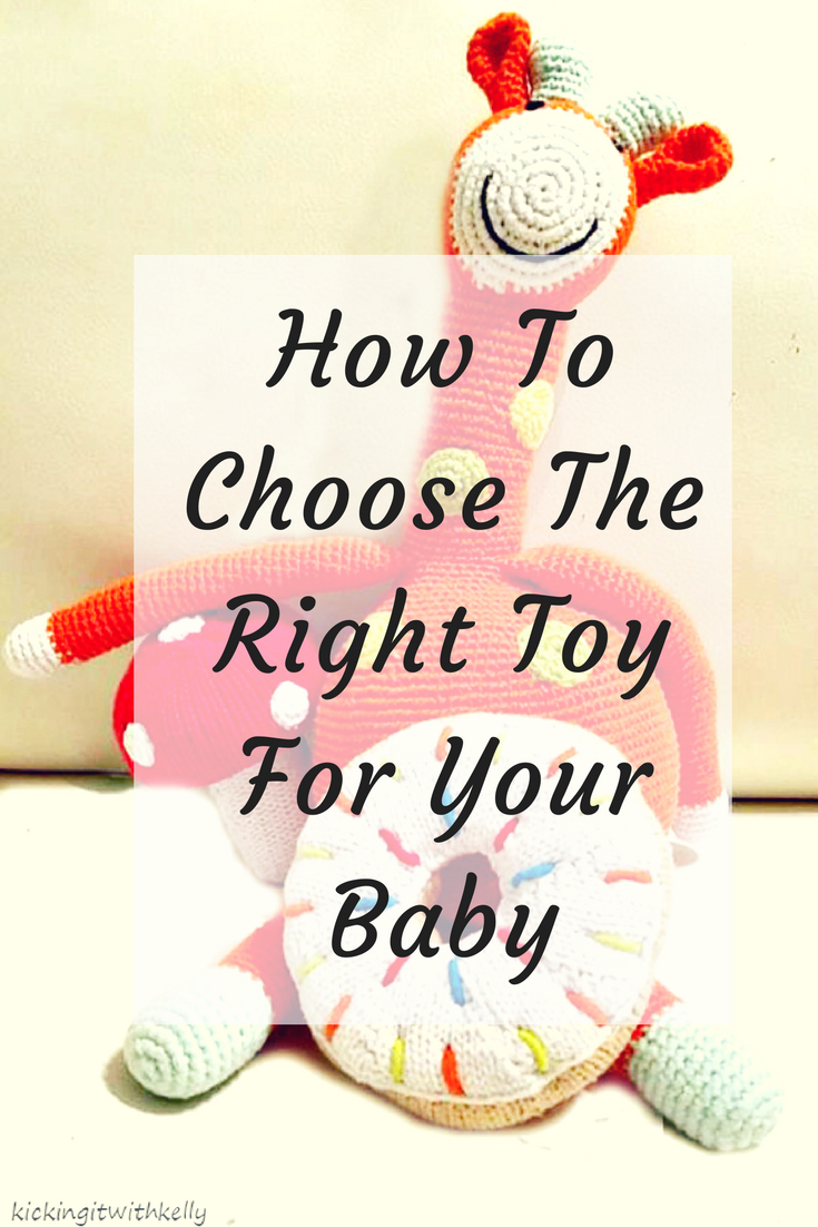 Do you have a new baby? Before you head to the stores, be sure you knwo How To Choose The Right Toy For Your Baby