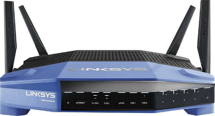 Keep Your Family Connected With The Linksys Wireless Dual-Band Wi-Fi Router From Best Buy  2