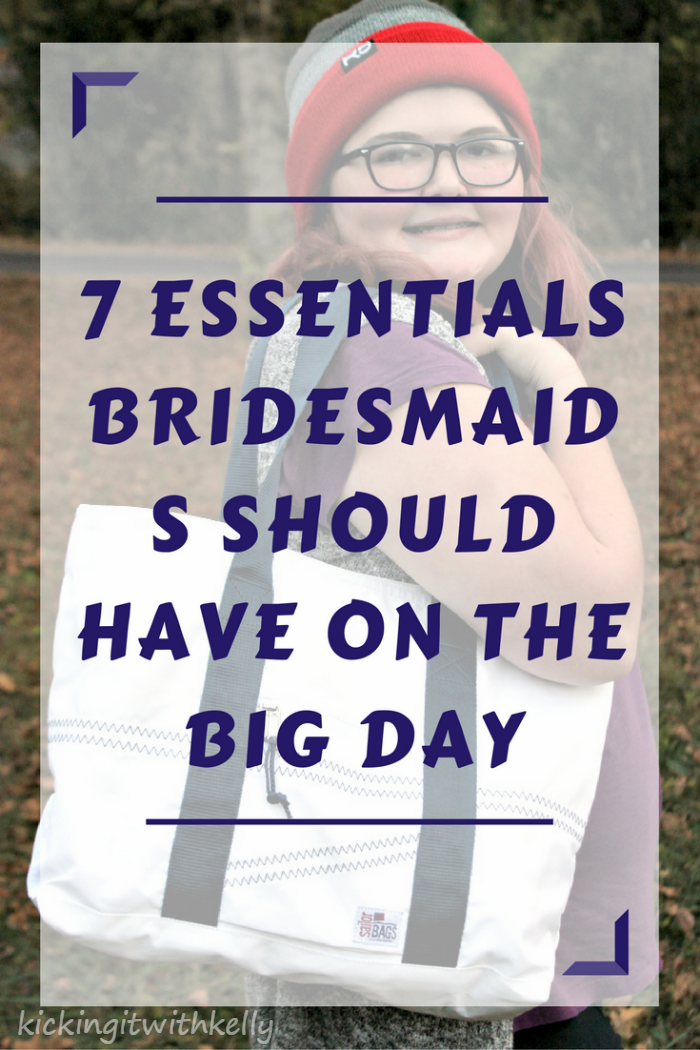 Your bridesmaids should have your back on your wedding day. Make sure they are prepared for anything with these 7 essentials bridesmaids should have on the big day!