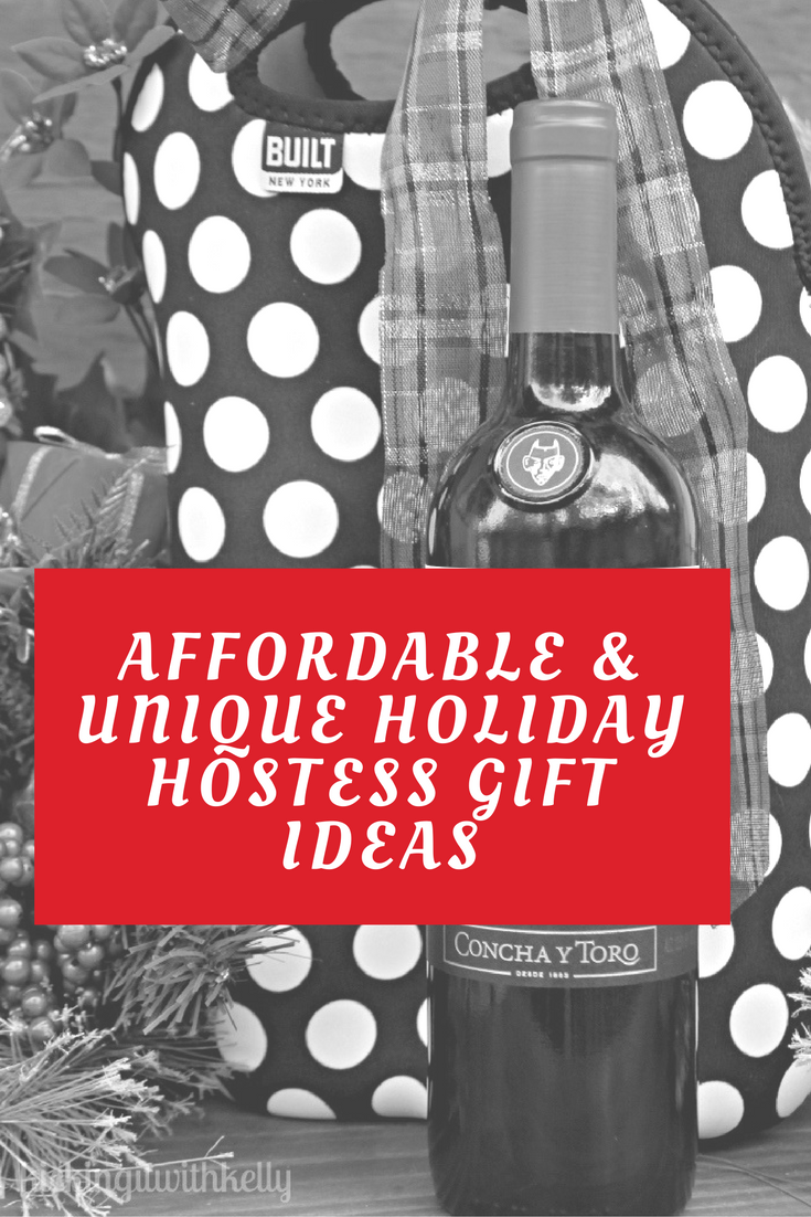 six affordable and unique holiday hostess gift ideas