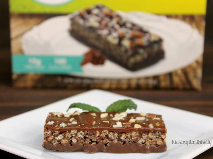 Slow Cooker Flourless Red Velvet Protein Cakes chocolate bar