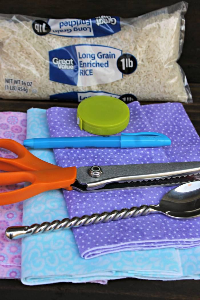 Bean Bag Heating Pad supplies