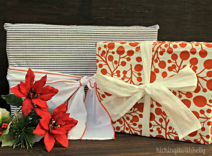 5 Unique Ways To Wrap Your Holiday Gifts
