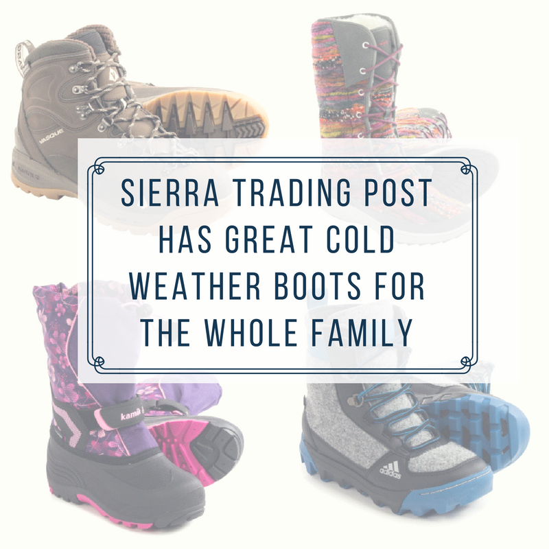 Sierra Trading Post Winter Gear Has Free Shipping boots