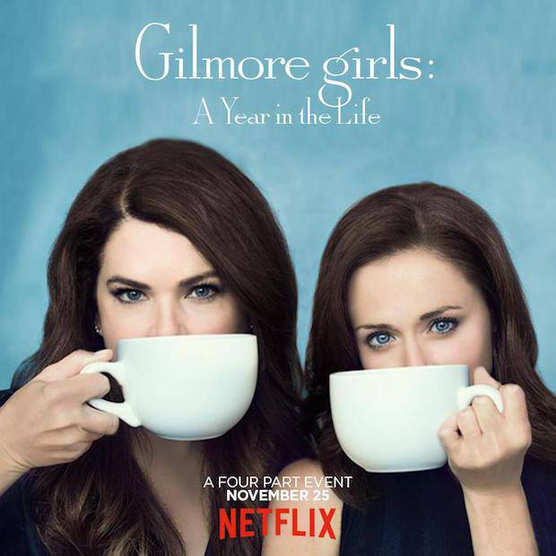 Gilmore Girls: A Year In The Life: Now, you may have heard about this one as it has been a trending topic on social media for so long. Highly-anticipated, the Gilmore Girls mini-series is finally on Netflix. The moment it released, you can bet I was on board straight away! Set a decade after the finale of original series, A Year In The Life follows your favorite characters through all four seasons of the year. This is a mini-series I can watch over and over again. What a great way to bring in the New Year gilmore girls