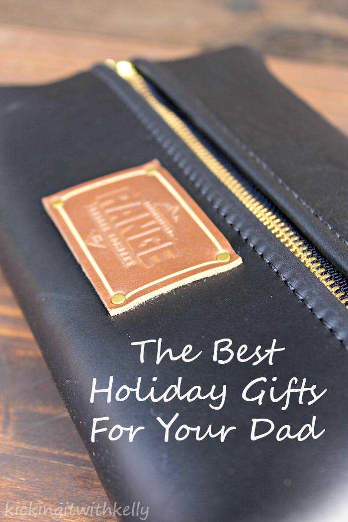 Buying gifts for your dad can be a pain. When you find what he loves to do, it is easier to buy him the perfect gift. Maybe he will appreciate one of these five holiday gifts for your dad!