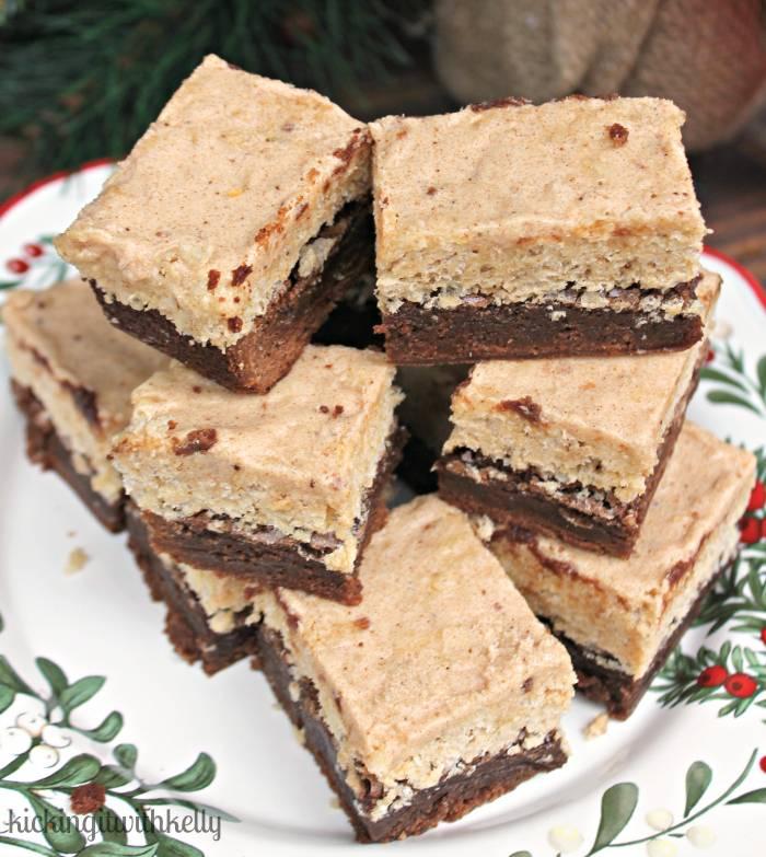 Brown Sugar Cinnamon Kellogg's® Rice Krispies®Brownies 2