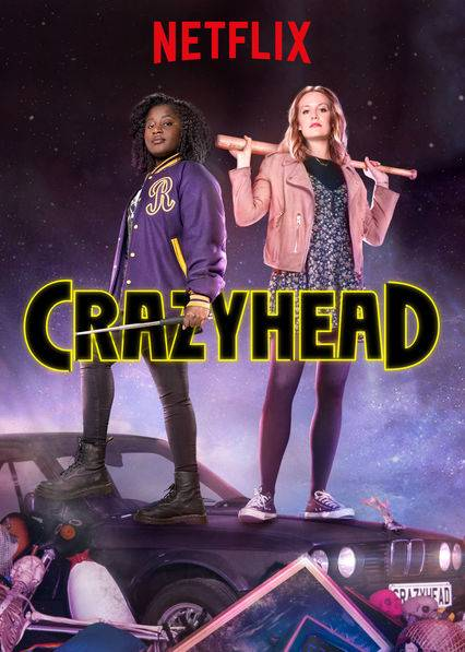 Bring In The New Year With These Seven Shows On Netflix crazyhead