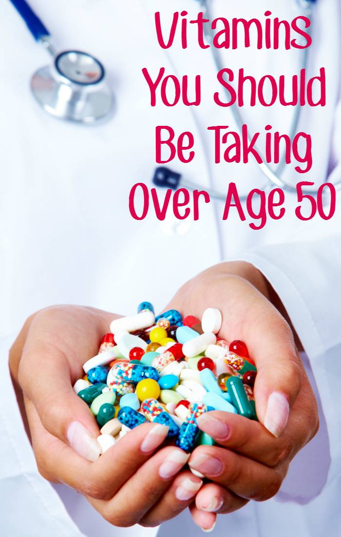 Taking the proper vitamins and minerals every day is vital to our health. If you are over 50, this is more important than ever. Are you taking the right vitamins?