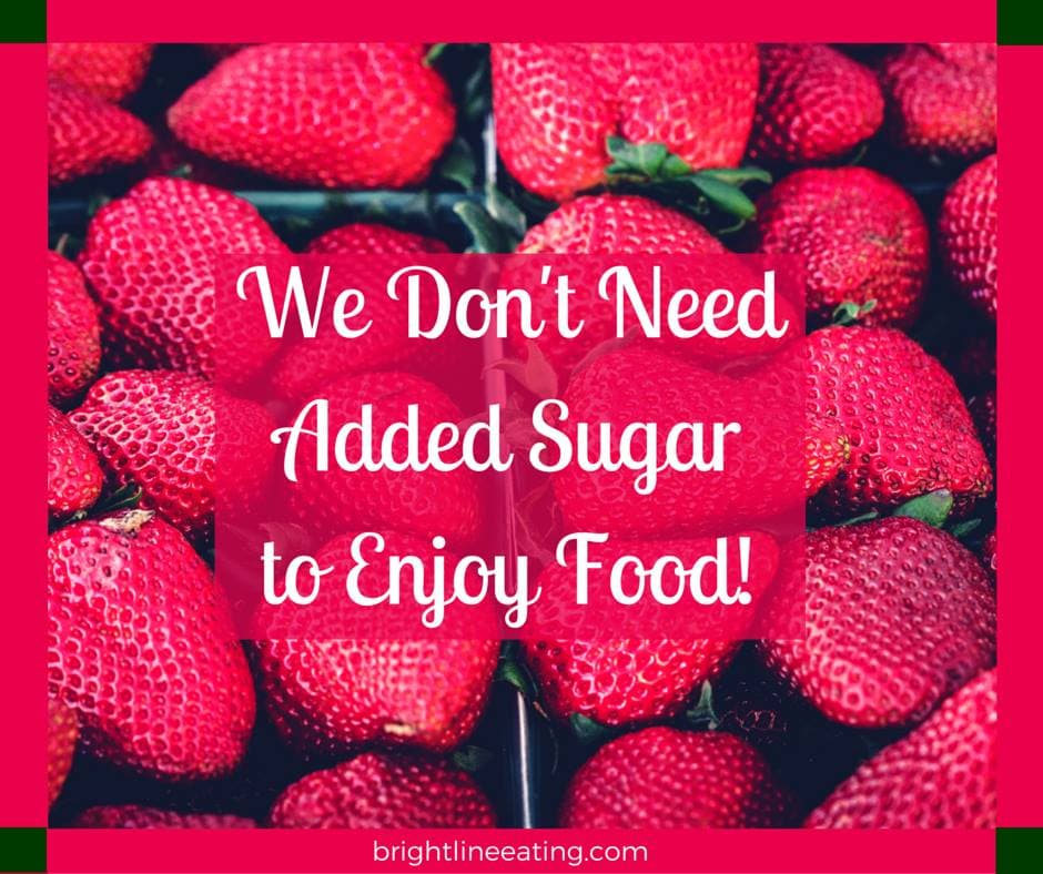 How You Can Live A Happy, Thin And Free Life sugar