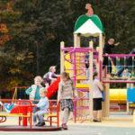 Reasons Your Child Should Be Active Every Day playground