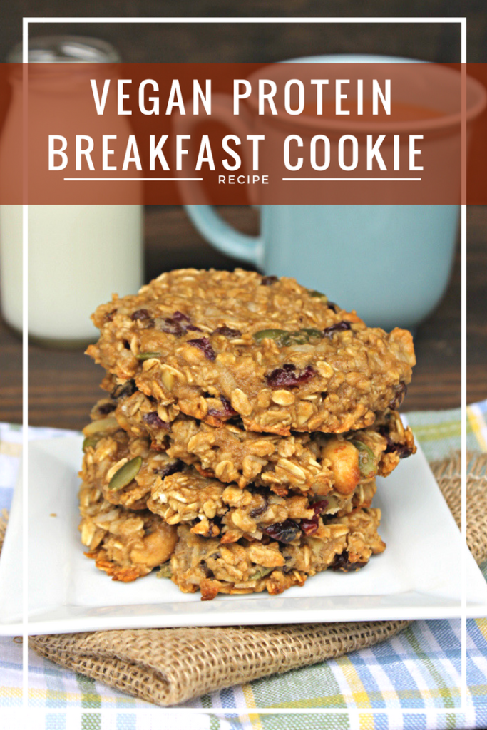 I recently learned skipping breakfast is setting me up for weight loss failure. I am committed to eating my morning meal every day. Eating one of my Vegan Protein Breakfast Cookies makes it deliciously easy! #ad @LiveVeganSmart