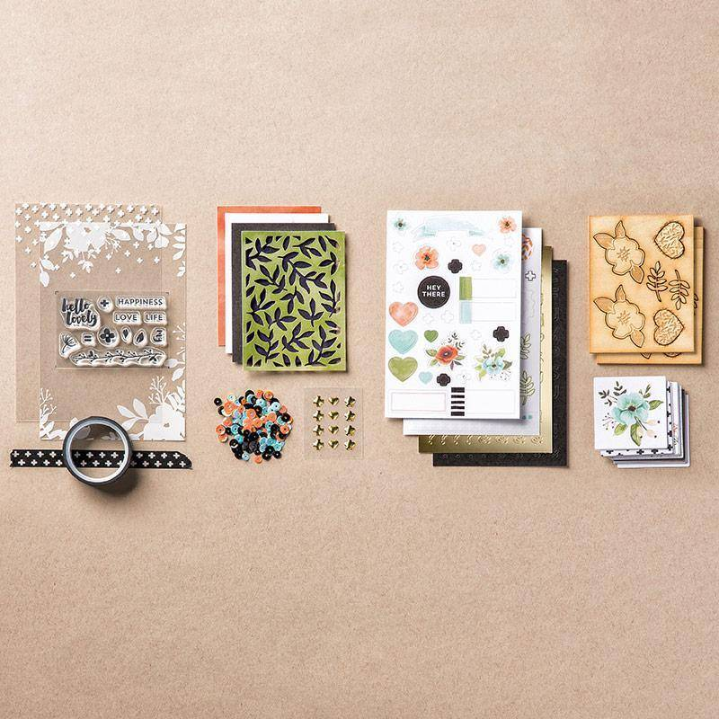 Step Up Your DIY Game With Stampin' Up 3