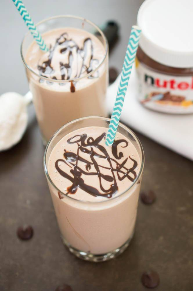 14 Refreshing Frozen Summer Treats milkshake