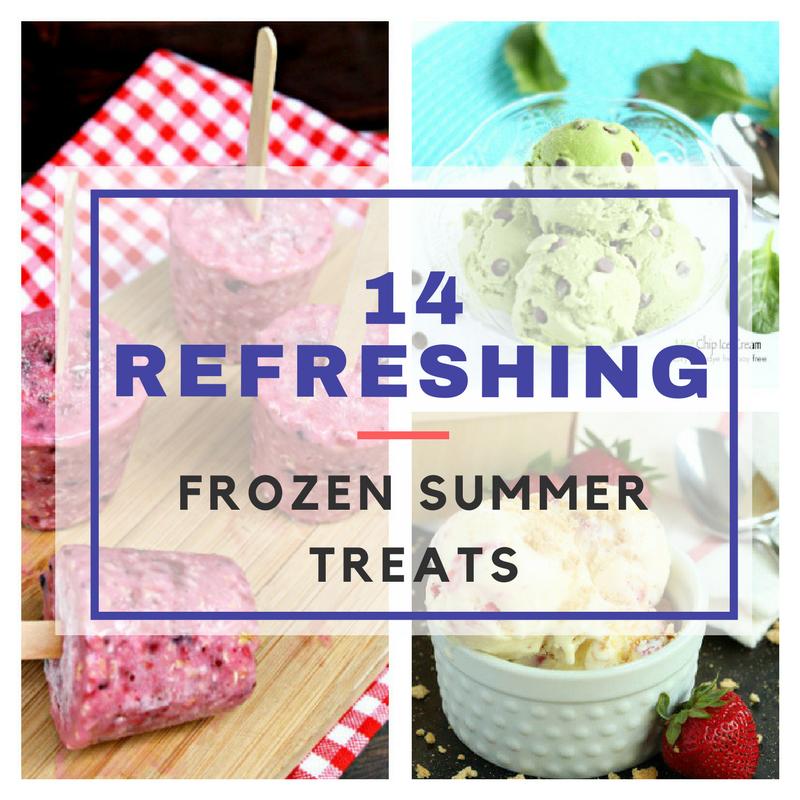 14 Refreshing Frozen Summer Treats